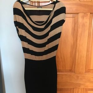 Express Short Sleeve Pencil Dress!